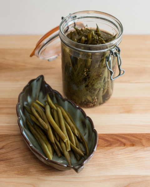 Dilly Beans Recipe