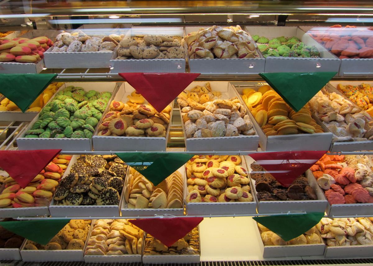 Corrados Italian Cookies