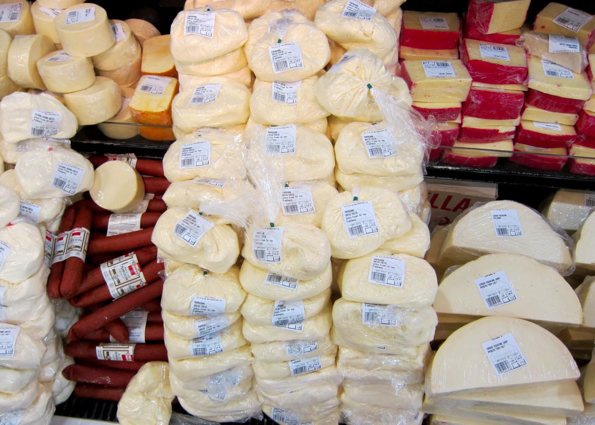 Corrados Cheeses