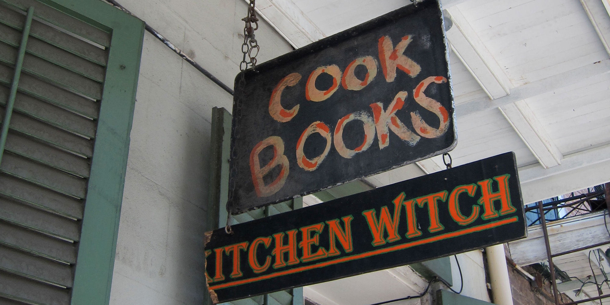 The Kitchen Witch New Orleans